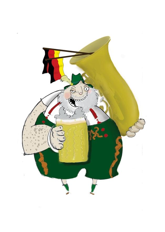 Default tysker