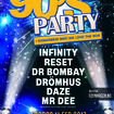 Iphone2x 90s party poster a3 t nsberg v2