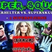 Iphone2x super squad plakat med adelen ferdig til bakkenteigen beskj