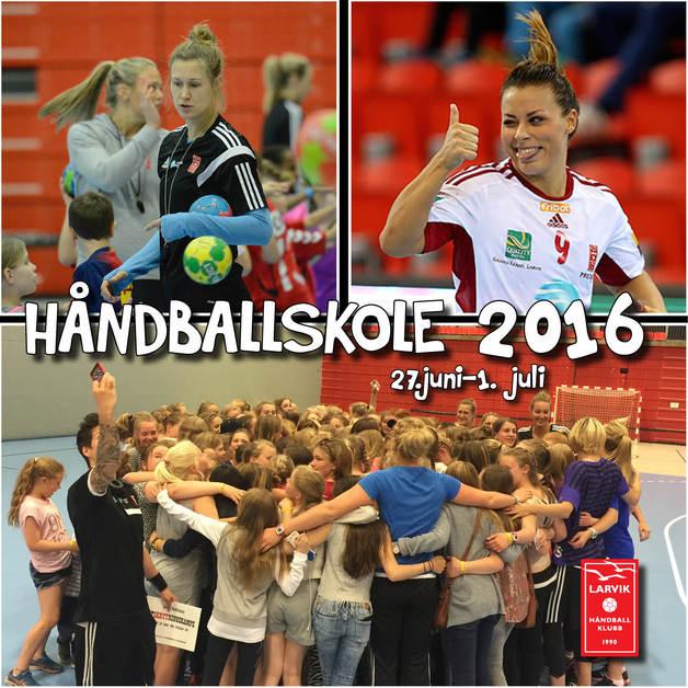 Larvik håndballskole
