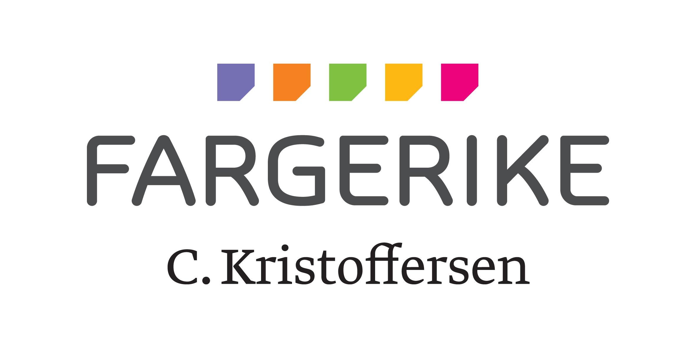 C kristoffersen fargerike logo