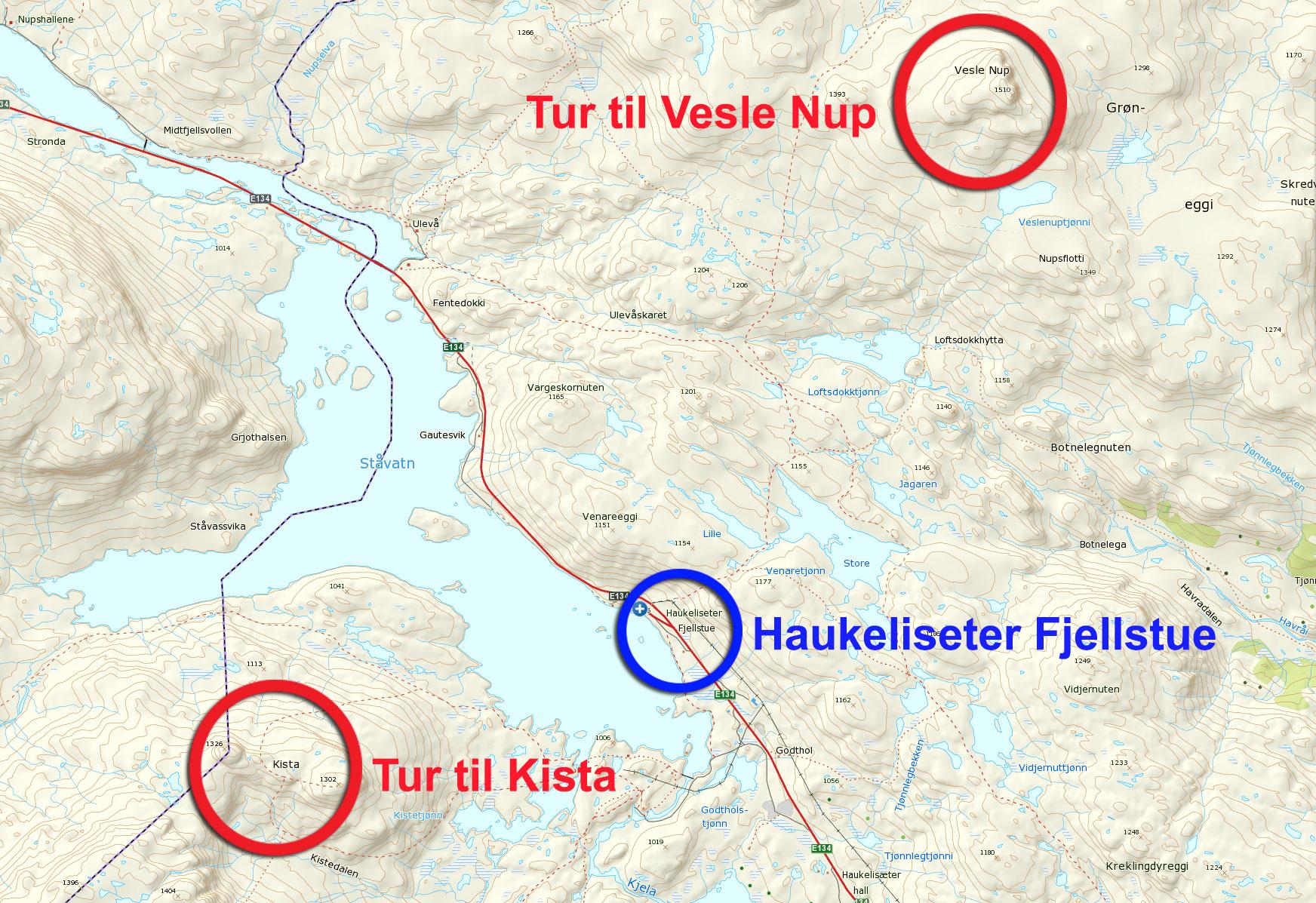 haukeliseter kart Høstsamling på Haukeliseter haukeliseter kart