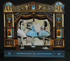 Victorian doll theatre