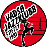 Default vads  jazzklubb logo med hvit bakgrunn medium